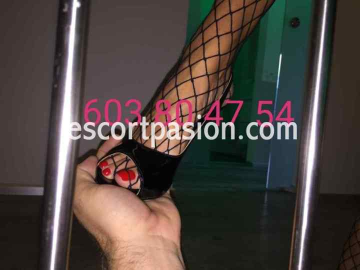 escort guapa quiere ser tu ama dominante y que seas su esclavo